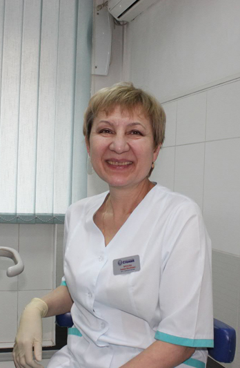 Фролова Тамара Абдувахановна