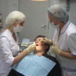 Зуб ренген