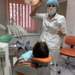снимок зубов 3D цена