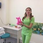 Зубной врач для ребенка
