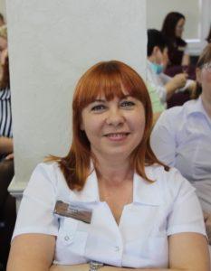 Егудина Татьяна Михайловна