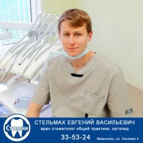 Стельмах Евгений Васильевич