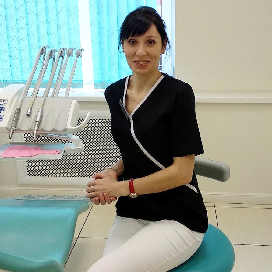 Стоматолог Спасибина Алена Николаевна