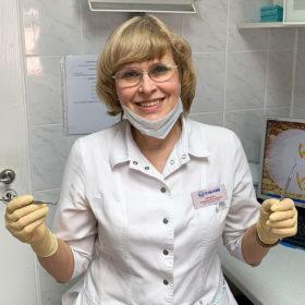 Стоматолог хирург Левченко Марина Николавена
