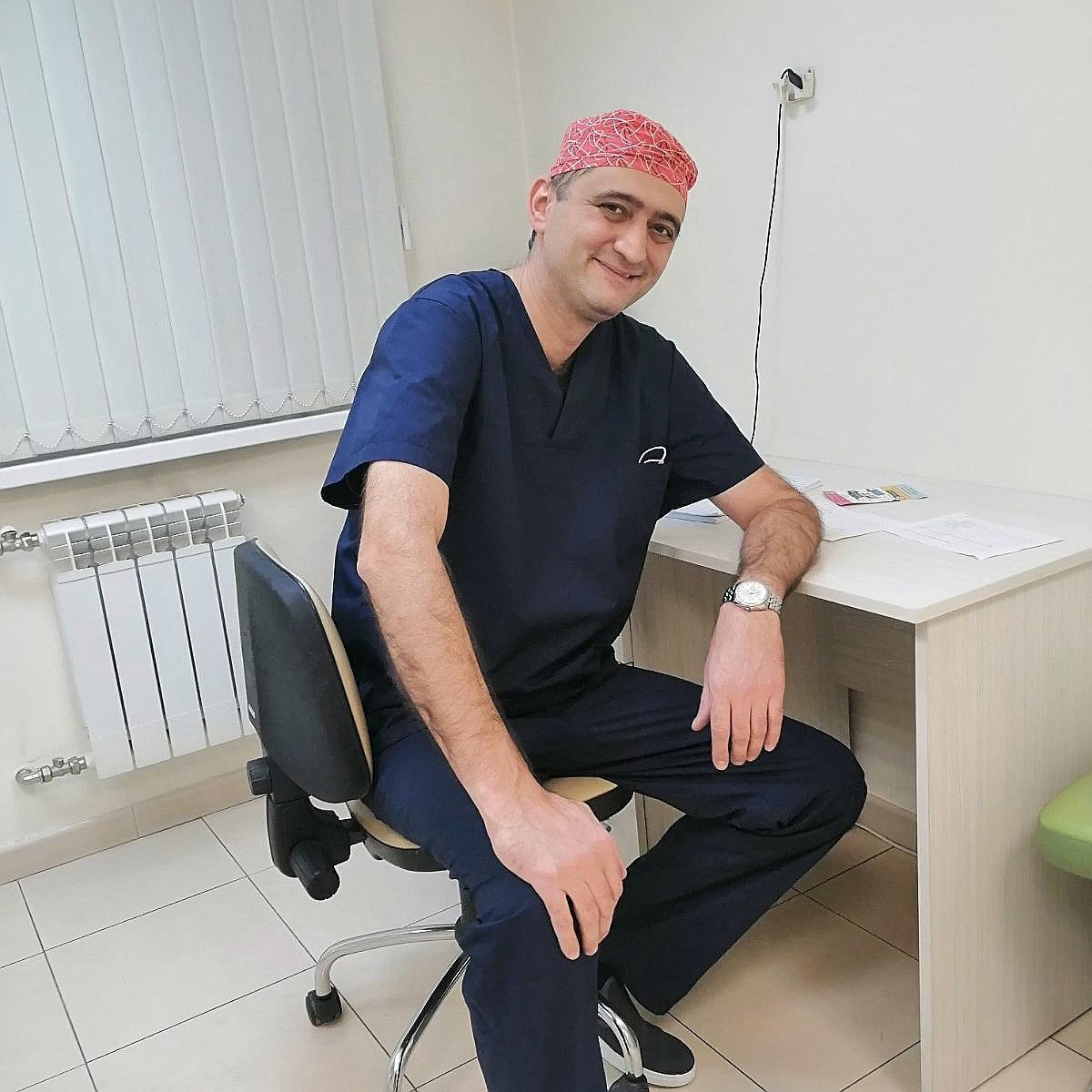 Музаффаров Равшан Сахибович