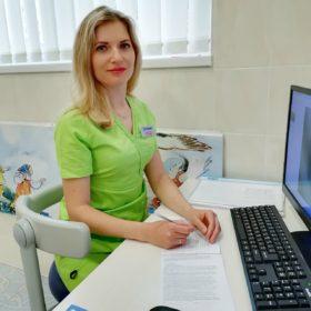 Детский стоматолог_Дворниченкова Юлия Андреевна